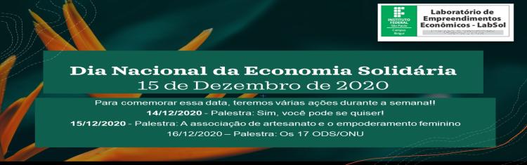 Semana da Economia Solidária