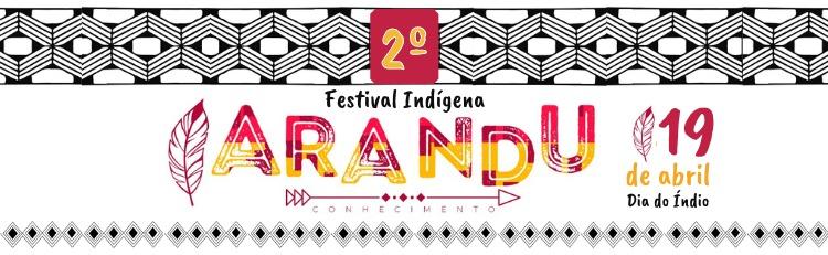 Divulgação Do Arandu Festival Indígena Do Ifsp Campus Birigui